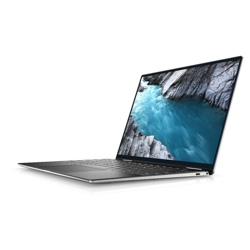 First slide photo of DELL Laptop XPS 13 2-in-1 9310 13,4'' UHD+ TOUCH/i7-1165G7/32GB/1TB SSD/Iris Xe/Win 10PRO/2Y PRM/Silver