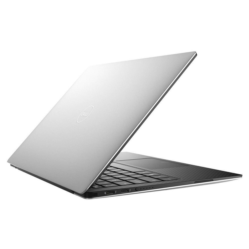 First slide photo of DELL Laptop XPS 13 9370 13,3'' UHD Touch/i7-8550U/8GB/256GB SSD/UHD Graphics 620/Win 10/2Y PRM/Silver