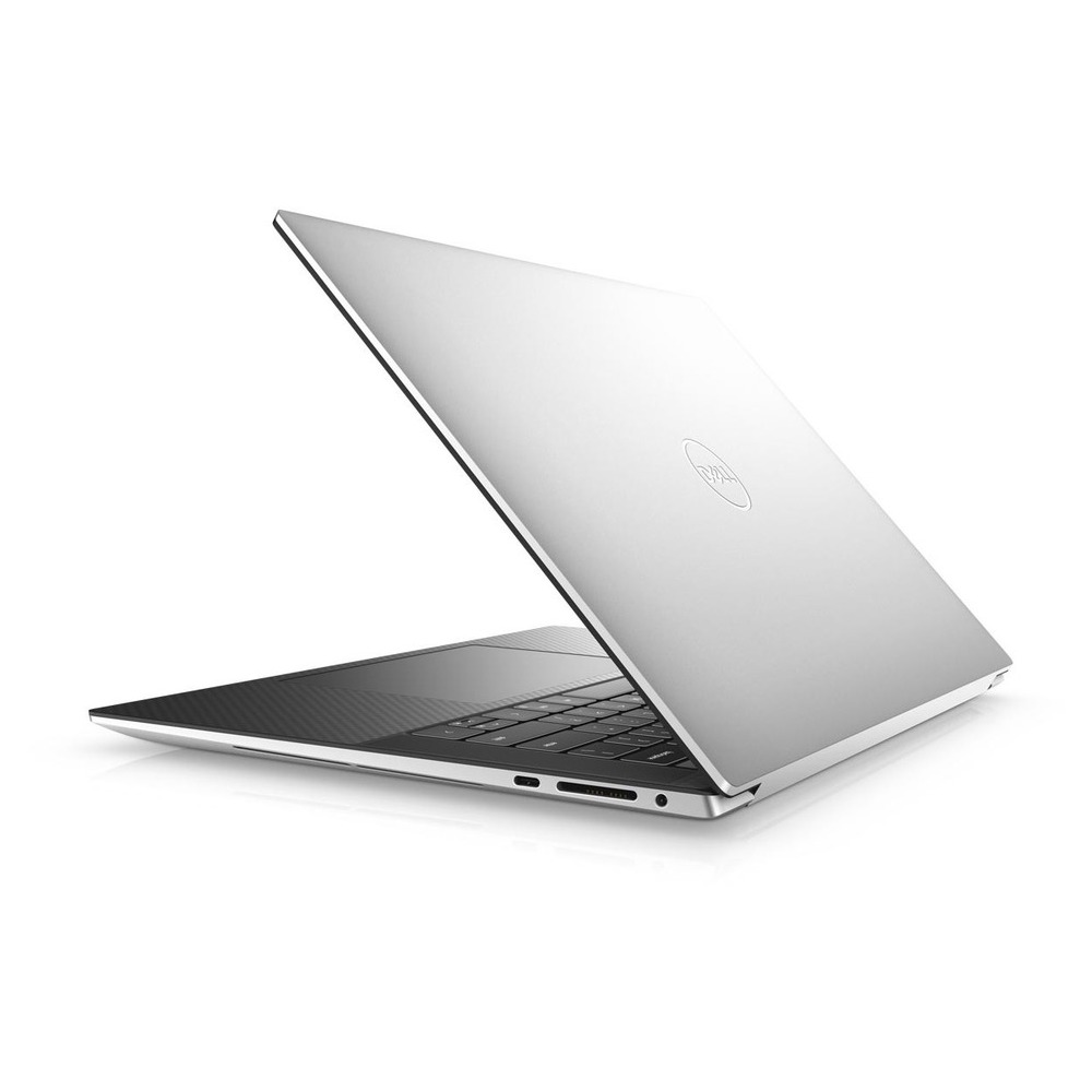First slide photo of DELL Laptop XPS 15 9500 15.6'' UHD+ Touch/i7-10750H/32GB/1TB SSD/GeForce GTX 1650 Ti 4GB/Win 10 Pro/2Y PRM/Platinum Silver - Black Carbon