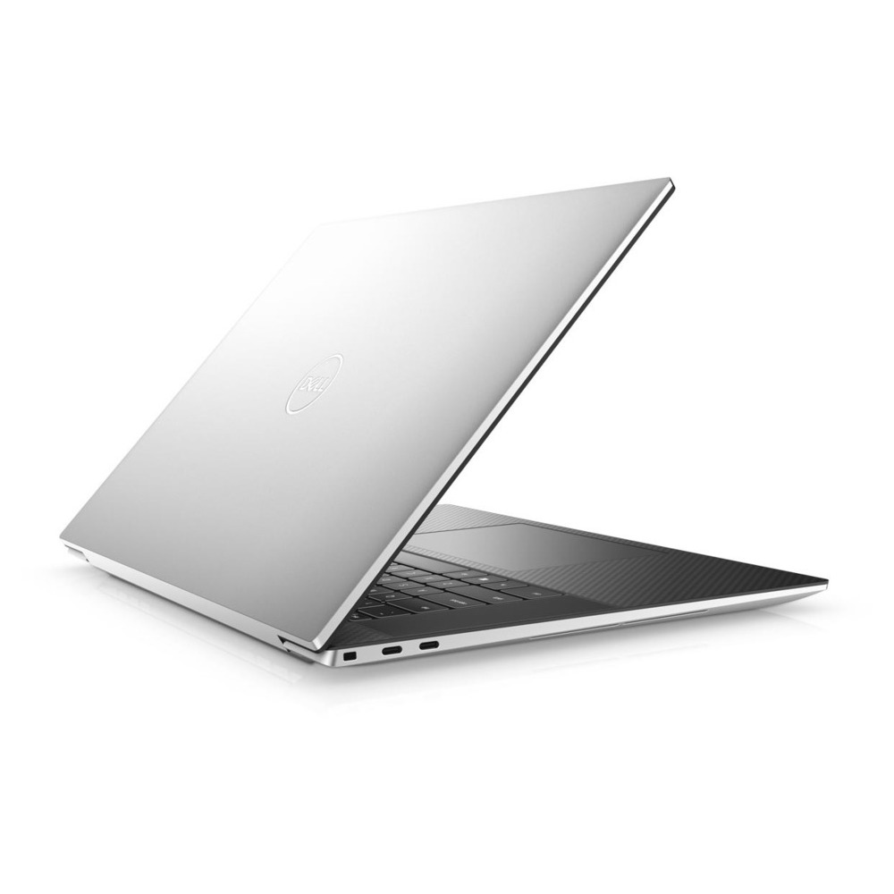 First slide photo of DELL Laptop XPS 17 9700 17.0'' UHD+ Touch/i7-10875H/16GB/1TB SSD/GeForce RTX 2060 6GB Max-Q/Win 10 Pro/2Y PRM/Platinum Silver - Black Carbon