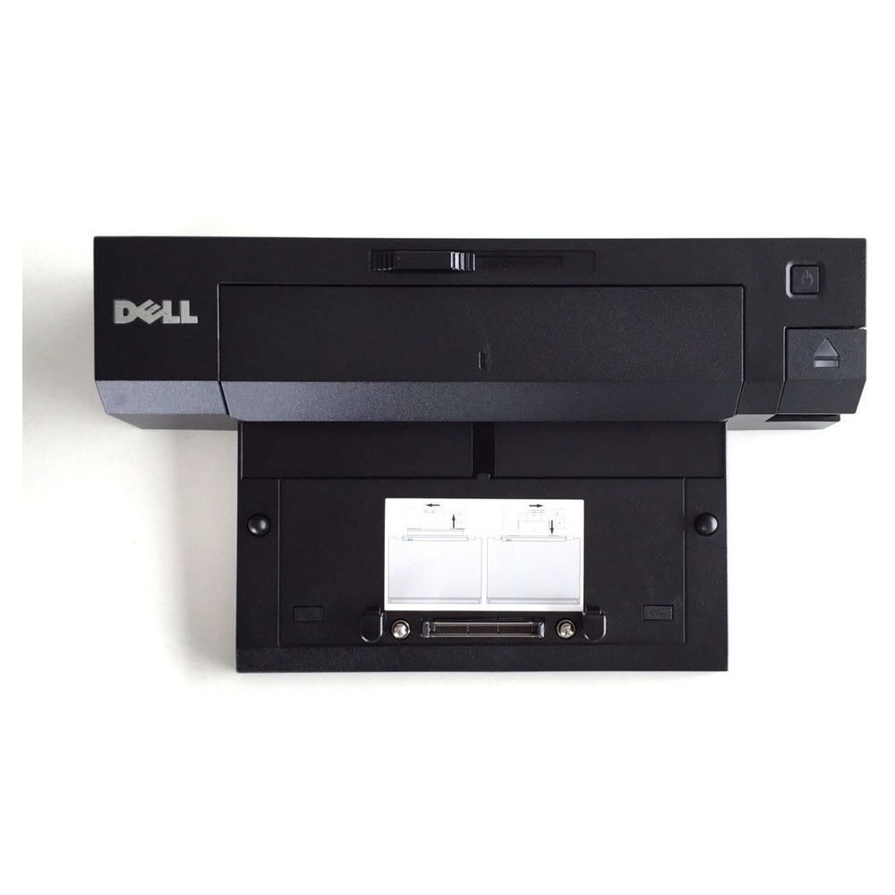 Right side photo of DELL Port Replicator Advanced E-Port II 130W